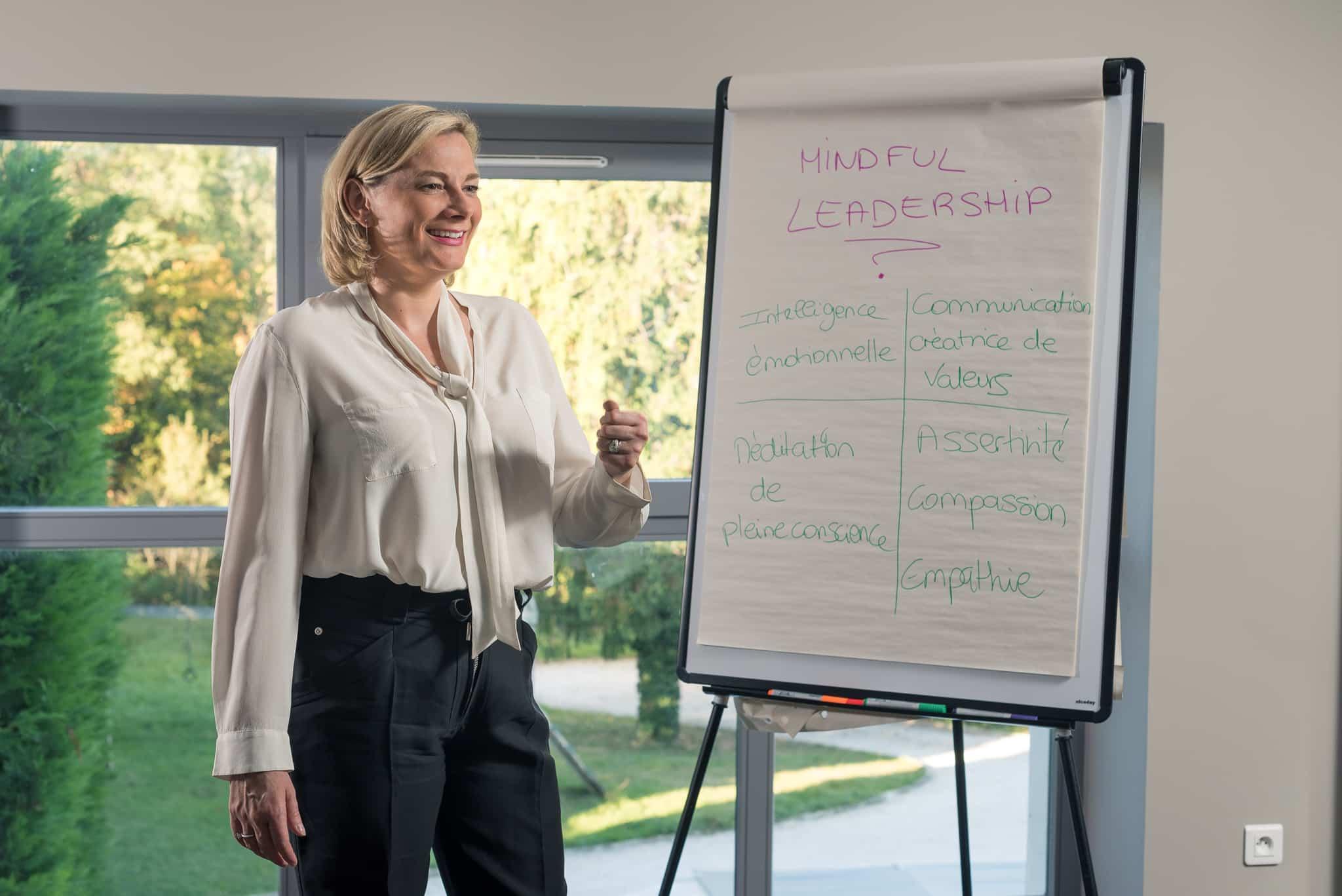 Nouveau programme : les clés du mindful leader